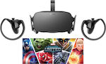 Oculus Rift Special Edition + Touch + Marvel Powers United VR