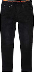 Superdry Travis Skinny Black