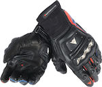 Dainese Race Pro In Gloves Black/Fluo-Red/Blue