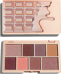 Makeup Revolution I Heart Revolution Rose Gold Mini Chocolate Palette