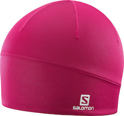 Salomon Hats & Caps Active Beanie Cerise L4029770-0 Red Unisex