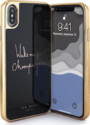 Ted Baker HD Glass Case Champagne (iPhone XS Max)