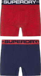 Superdry Sport Boxer Double Pack ( M31000NR-VB1 )
