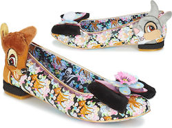 Μπαλαρίνες Irregular Choice FOREST FRIENDS