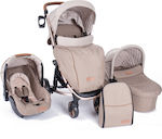 Kikka Boo Madrid 3 in 1 Beige
