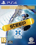 Steep X Games PS4 (Gold Edition)
