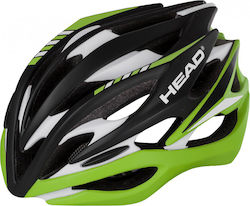 Head W11 Black-Green