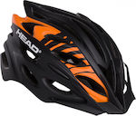 Head W07 Black-Orange