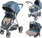 Smart Baby Coccolle Sereno 3 in 1 Blue