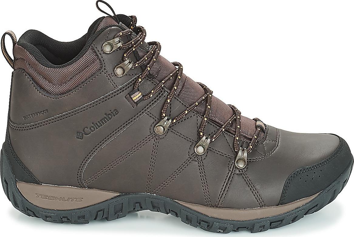 Columbia Peakfreak Venture Mid Waterproof Omni heat Boot BM3991 231 Ορειβατικά Ανδρικά Μποτάκια Αδιάβροχα