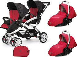 Casual Play STwinner & Sono 2 in 1 Raspberry