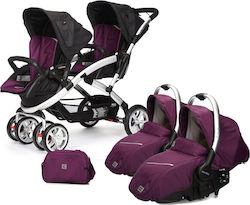 Casual Play STwinner & Sono 2 in 1 Plum
