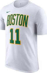 Nike NBA Boston Celtics  City Edition  Dry Tee Kyrie Irving AO0873-100 d02620ee7c6