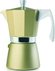 Ibili Evva Golden 6cups
