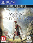 Assassin's Creed Odyssey (Limited Edition) PS4