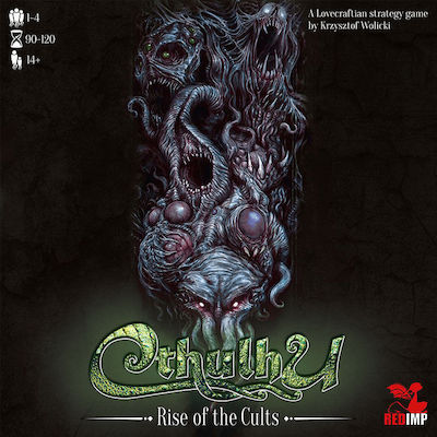 Redimp Cthulhu Rise of the Cults