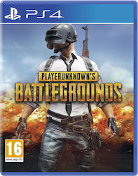 PlayerUnknown's Battlegrounds PS4
