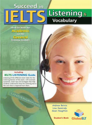 Succeed IN IELTS LISTENING & VOCABULARY STUDENTS BOOK