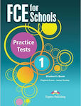 FCE FOR SCHOOLS 1 PRACTICE TESTS Student 's Book (+ DIGIBOOKS APP) 2015