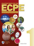 PRACTICE TESTS 1 ECPE COMPANION 2014