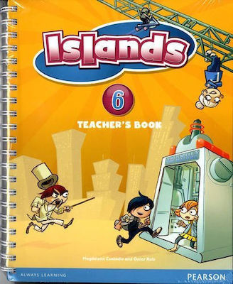 ISLANDS TEST PACK 6 Teacher 's book