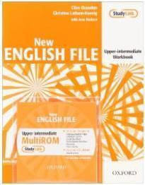 NEW ENGLISH FILE UPPER-INTERMEDIATE workbook (+ MULTI-ROM)
