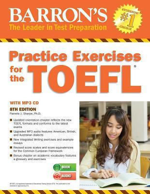 PRACTICE EXERCISES FOR TOEFL (+ AUDIO CDs (6) 8TH ED