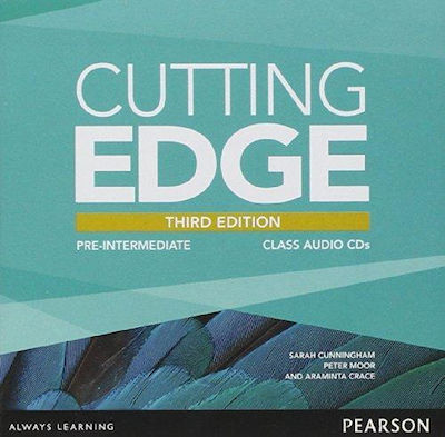 CUTTING EDGE PRE-INTERMEDIATE AUDIO CD (2) 3RD ED