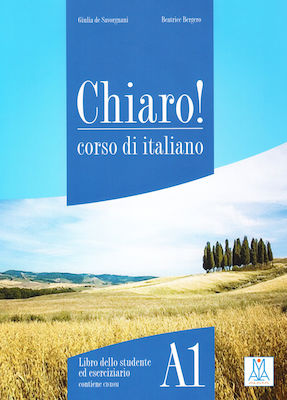CHIARO! (+ CD ROM) (+ CD AUDIO) A1 LIBRO