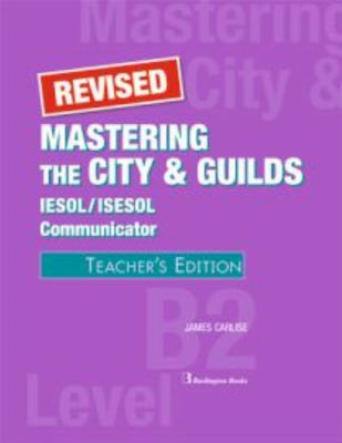 MASTERING B2 CITY & GUILDS B2 COMMUNICATOR TCHR'S