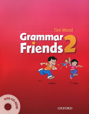 GRAMMAR FRIENDS 2 Student 's Book (+ CD-ROM)