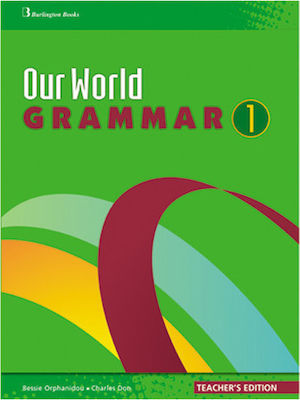 OUR WORLD 1 Teacher 's book GRAMMAR