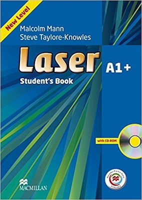 LASER A1+ Student 's Book (+ CD-ROM + MPO PACK) 3RD ED