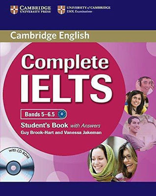 COMPLETE IELTS BANDS 5 - 6.5 Student 's Book W/A (+ CD (2) + CD-ROM)
