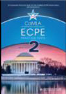 CAMLA ECPE PRACTICE TESTS 2 CD CLASS