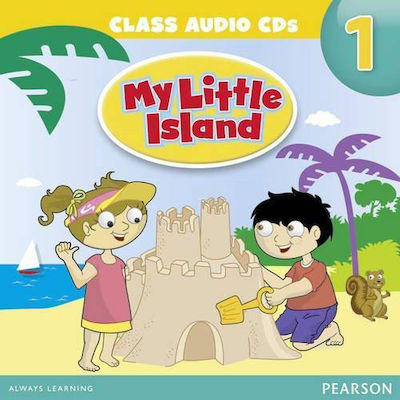 MY LITTLE ISLAND 1 CD CLASS - BRE