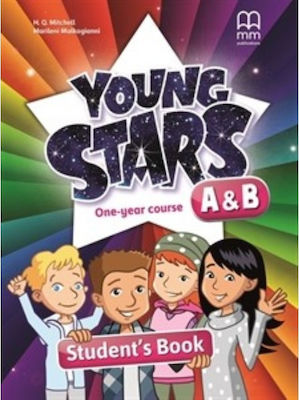 YOUNG STARS JUNIOR A & B Student 's Book