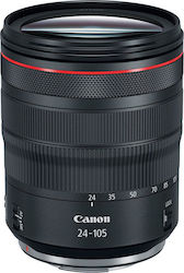 Canon RF 24-105mm f/4L IS USM (Canon RF) Black