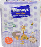 Nannys Baby's Wish Sensitive No 5 (11-25Κg) 18τμχ