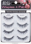 Ardell Wispies Demi Wispies False Eyelashes Black