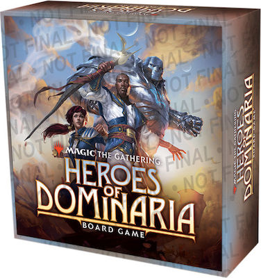 WizKids Heroes of Dominaria The Gathering
