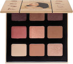Radiant Eyeshadow Palette City Nudes