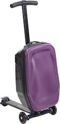 Nils Extreme HTF03 Violett with Suitcase