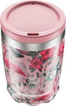 Chilly's Coffee Cup Tropical Flamingo 0.34lt