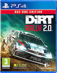 Dirt Rally 2.0 (Day One Edition) PS4