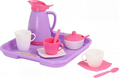 Polesie Girl Coffee Set