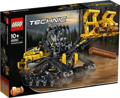 Lego Technic: Tracked Loader 42094