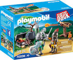 Playmobil Starter Pack: Fight for the Treasure of Knights