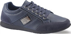 A6292BL ΑΝΔΡΙΚΟ CASUAL COCKERS ΚΟΡΔΟΝΙ BLUE