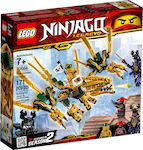 Lego Ninjago: The Golden Dragon 70666